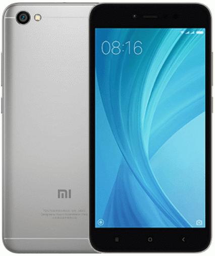 Смартфон XIAOMI Redmi Note 5A 2/16 Gray