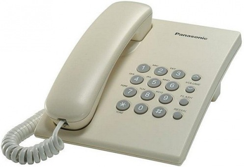 Телефон PANASONIC KX-TS2350J