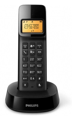 Радіотелефон PHILIPS D1401B/51
