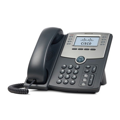 IP-телефон Cisco SB 8 Line IP Phone With PoE and P