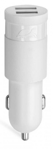 Автомобильное зарядное устройство RivaCase VA4223 W00 White