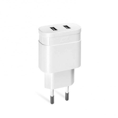 Сетевое зарядное устройство RivaCase VA4122 W00 White