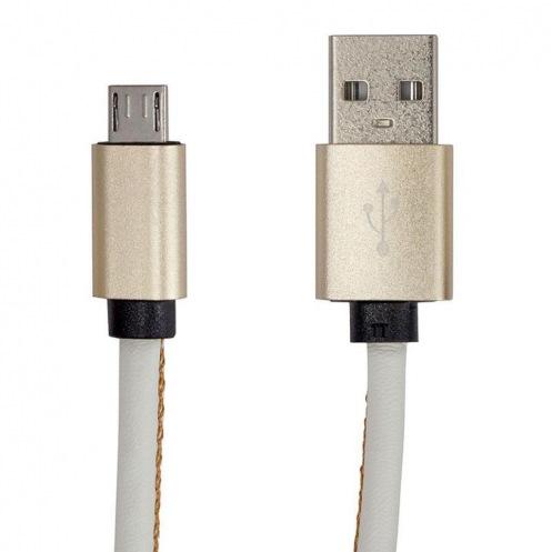 Кабель Greenwave micro-USB DC-MU-102LR/(К)