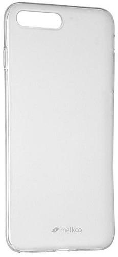 Чехол MELKCO Poly Jacket для iPhone 7 Plus Transparent