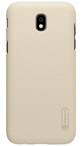 Накладка NILLKIN Samsung J7 (2017)/J730 (Gold)