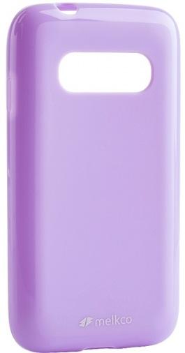 Чехол MELKCO Poly Jacket TPU Samsung G310/Ace 4 Purple (SSAC31TULT2PEPL)