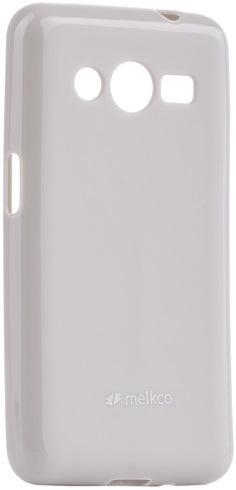 Чехол MELKCO Poly Jacket TPU Samsung G355/Core 2 Grey (SSGC2DTULT2GYPL)