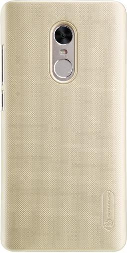 Чехол NILLKIN Frosted Shield XIAOMI RedMi Note 4X Gold F-HC HM-NOTE 4X