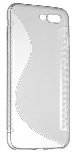 Чехол DIGI S-Line TPU iPhone 7 Plus Transparent (6315367)