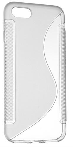 Чехол DIGI S-Line TPU iPhone 7 Transparent (6315366)