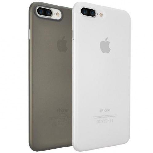 Набор чехлов OZAKI 2 in1 iPhone 7 Clear and Black
