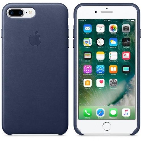 Накладка Apple iPhone 7 Plus Midnight Blue