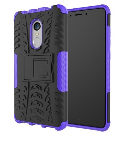 Накладка BeCover Xiaomi Redmi Note4/Note 4X Purple