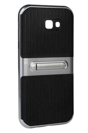 Накладка BeCover Samsung A720 (2017) Grеy