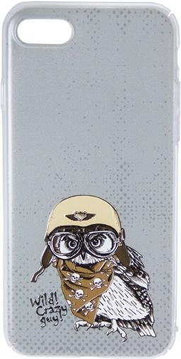 Чехол Avatti Mela Pattern 3D PC case iPhone 5/5S (sh7652)