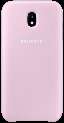 Чeхол Samsung Dual Layer Cover для J5 2017 Pink (EF-PJ530CPEGRU)