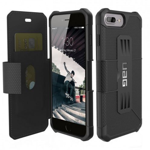 Чехол UAG iPhone 7/6/6S Black
