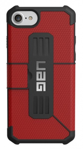 Чехол UAG iPhone 7/6/6S Metropolis Red