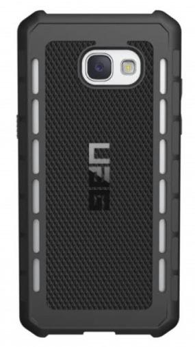 Чехол UAG Samsung Galaxy A5(2017) Outback Black