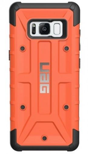Чехол UAG Samsung Galaxy S8 Pathfinder Rust