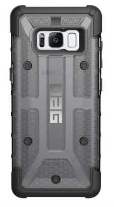 Чехол UAG Samsung Galaxy S8 Plasma Case-Ash