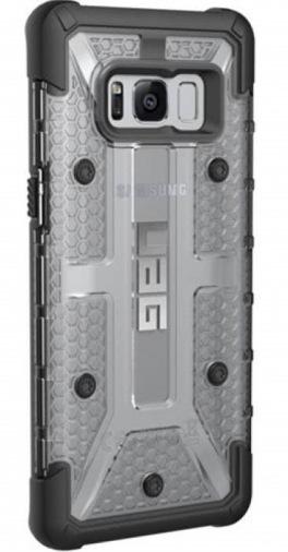 Чехол UAG Samsung Galaxy S8 Plasma Case-Ice