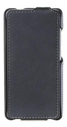 Чехол Flip Luxe Huawei Y7 Black