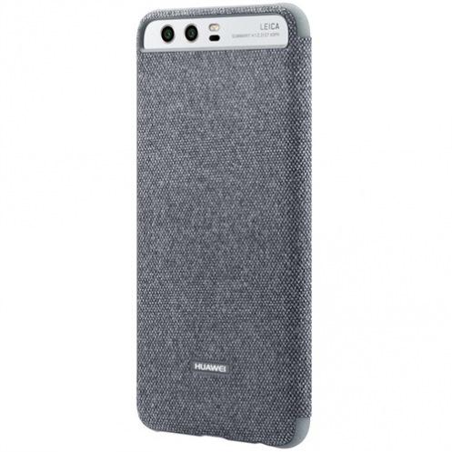 Чехол Huawei P10 Smart View Cover Light Grеy