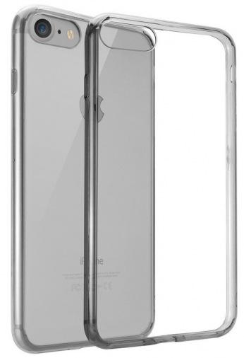 Чехол OZAKI iPhone 7 (OC739BK) Transparent Black