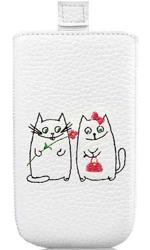 Чехол RP Cat белый p3