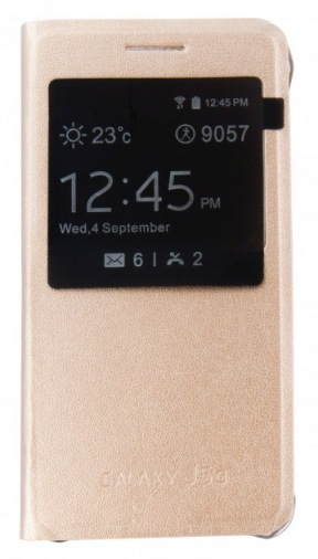 Чехол FB Dengos Samsung Galaxy J5 (J510) (2016) Gold