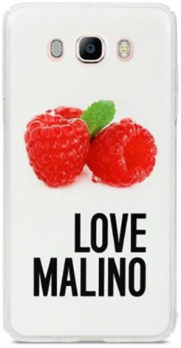 Чехол Avatti Samsung J710 (2016) Love Malino White
