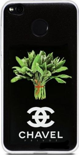Чохол Avatti Xiaomi Redmi 4X Chavel Black
