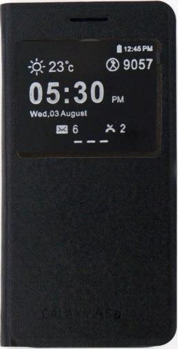 Чохол FB Dengos Samsung Galaxy А5 (А520) 2017 Black