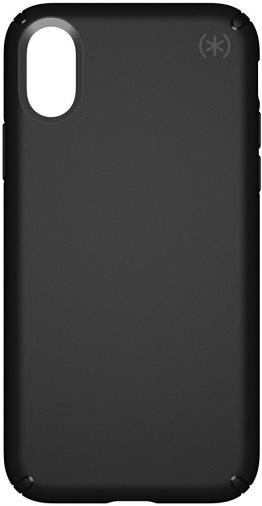 Чохол Speck iPhone X Presidio - Black/Black