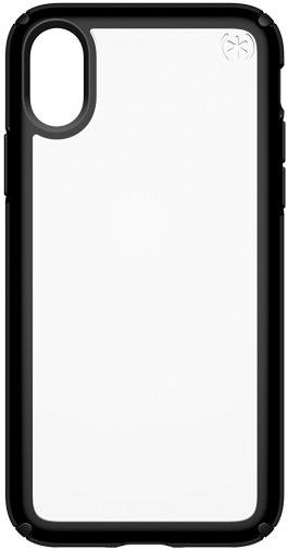 Чохол Speck iPhone X Presidio - Clear/Black