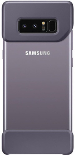 Чехол Samsung 2 Piece Cover for Galaxy Note 8 Orchid Gray