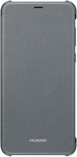 Чехол Huawei P Smart Flip Cover Black