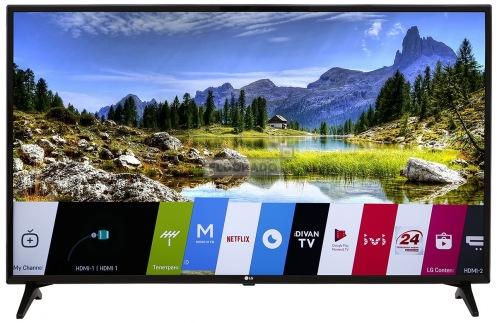 Телевизор LG 49UJ630V + подарок пульт LG Magic Remote