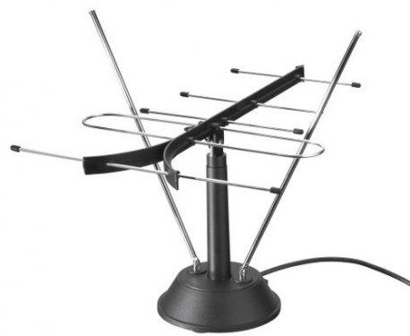 Антена TV VIVANCO TVF05 = ДМВ / МВ