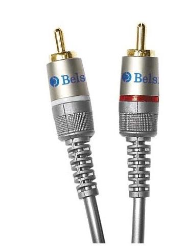 Кабель BELSIS BW1501 2RCA-2RCA 1m
