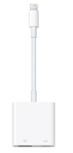 Адаптер Apple Lightning to VGA (MD825ZM/A)
