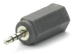 Адаптер 2,5мм-3,5мм Teccus/Vivanco T523-N