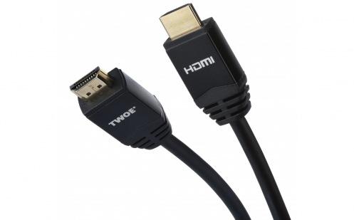 Кабель 2Е Slim HDMI/HDMI Black 5m (2EW-1109-5M)