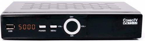 Цифровой эфирный приемник ComboTV HD