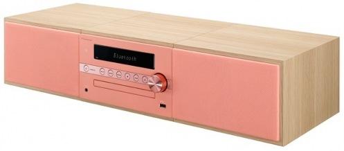 Музыкальный центр Pioneer X-CM56-R Red
