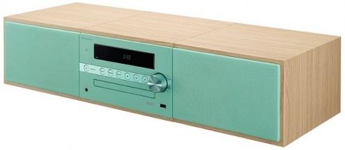 Музыкальный центр Pioneer X-CM56D-GR Green