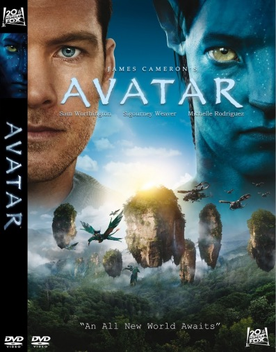 DVD АВАТАР
