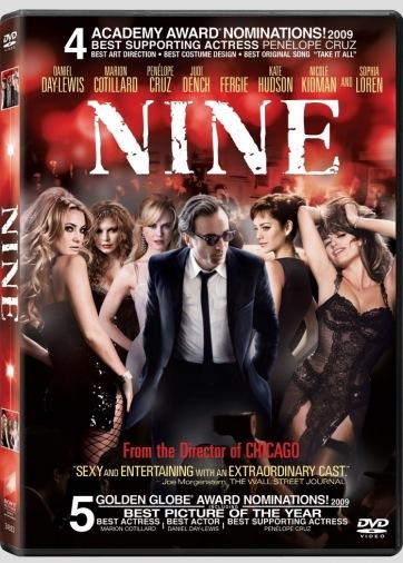 DVD Девять (Укр)