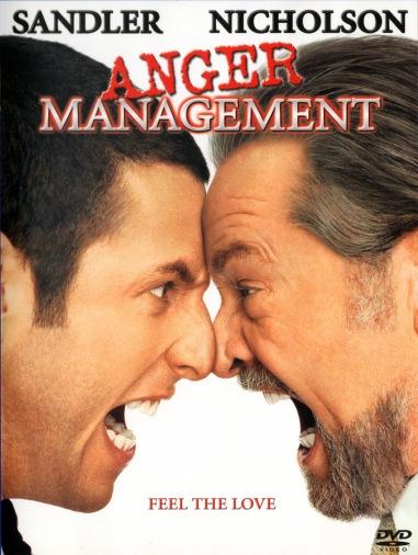 DVD Управление гневом (Укр)